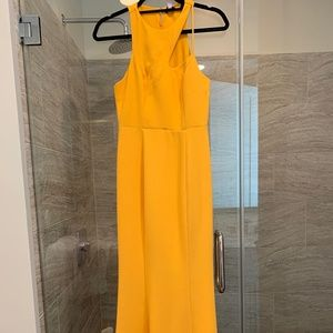 NBD Marigold Gown